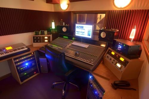 Threecircles Recording Studio - ControRoom