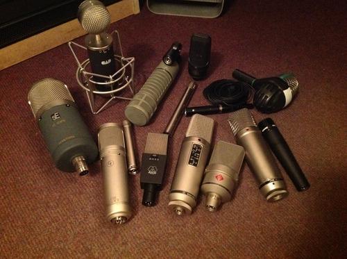 Threecircles Mic Collection
