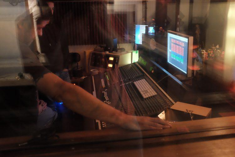 Threecircles Recording Studio - Pre-production
