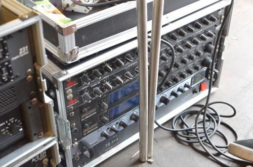 Threecircles Recording Studio - Outboard for Eight Ash Green Festival