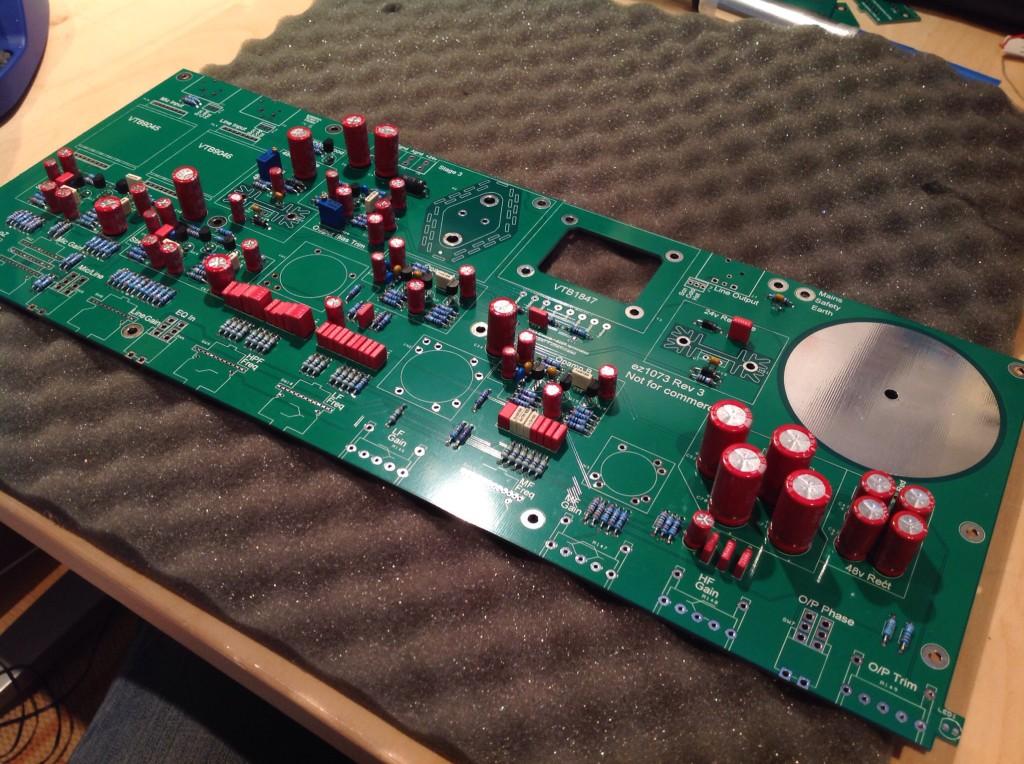 Threecircles Recording Studio AML ez1073 Build 6