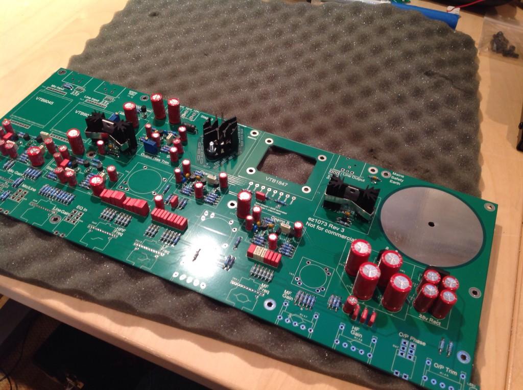 Threecircles Recording Studio AML ez1073 Build 8