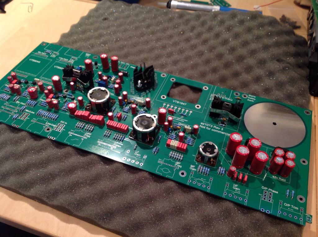 Threecircles Recording Studio AML ez1073 Build 9