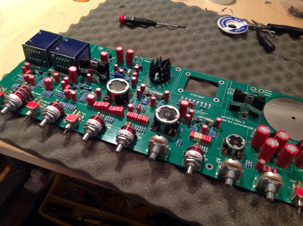 Threecircles Recording Studio AML ez1073 Build 12