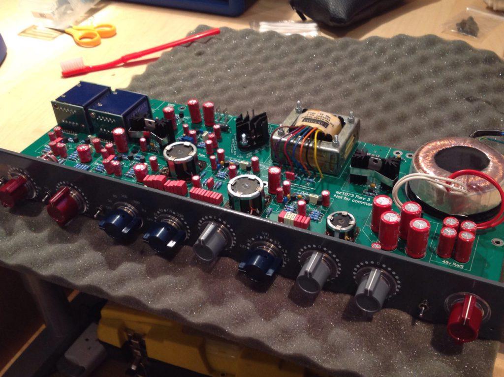 Threecircles Recording Studio AML ez1073 Build 14