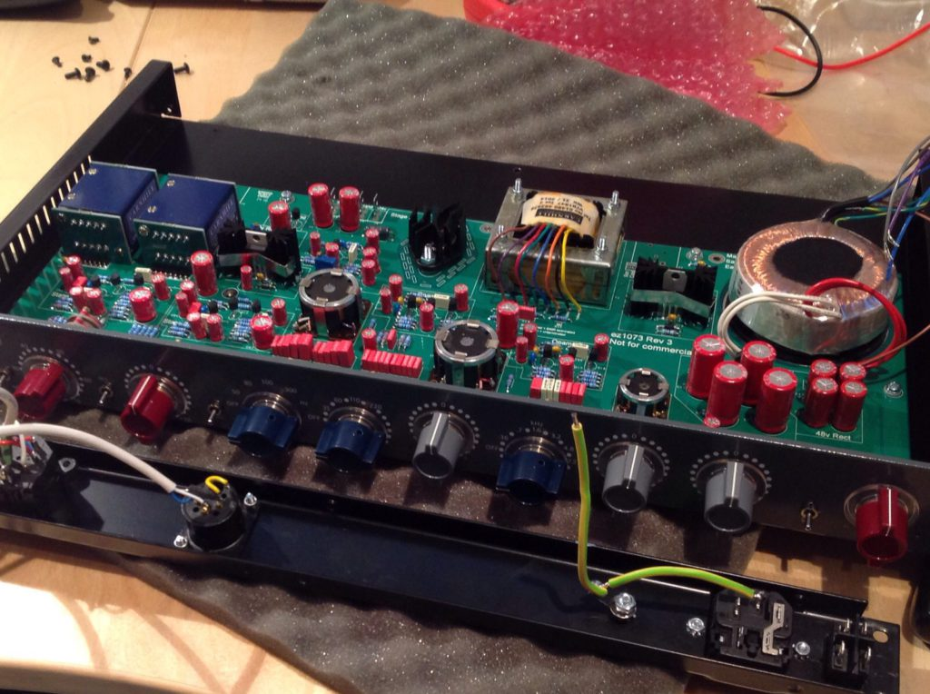 Threecircles Recording Studio AML ez1073 Build 15