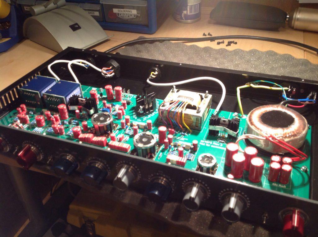 Threecircles Recording Studio AML ez1073 Build 16