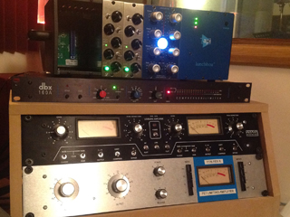 Threecircles Recording Studio Outboard Equipment