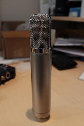 Threecircles Recording Studio - Finished 12/251 Tube Mic