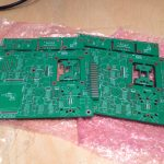 AML ez1081 Mic Pre - PCBs