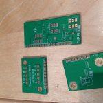 AML ez1081 Mic Pre - Sub PCBs