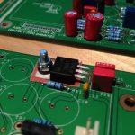 AML ez1081 Mic Pre - Voltage Regulator