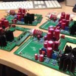 AML ez1081 Mic Pre - Heat Sinks