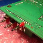 AML ez1081 Mic Pre - Phantom Power LED