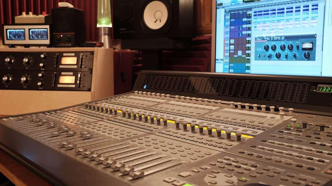Essex Recording Studio